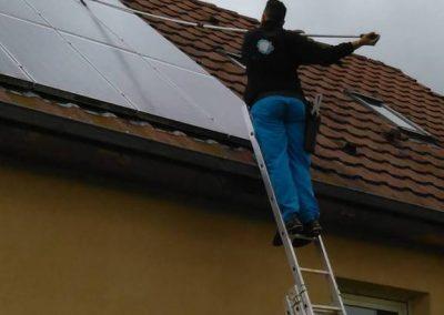 Nettoyage Panneaux Solaires 3