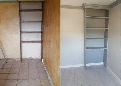 Rénovation d'une pièce